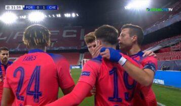 Πόρτο-Τσέλσι: 0-1 για τους Λονδρέζους