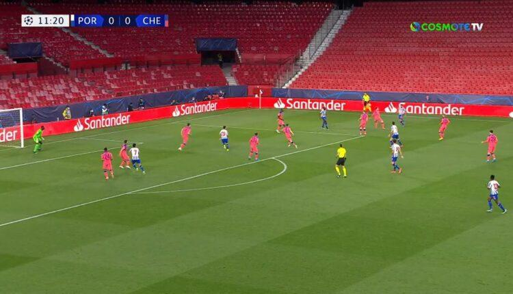 Champions League: Πόρτο - Τσέλσι 0-2 (VIDEO)