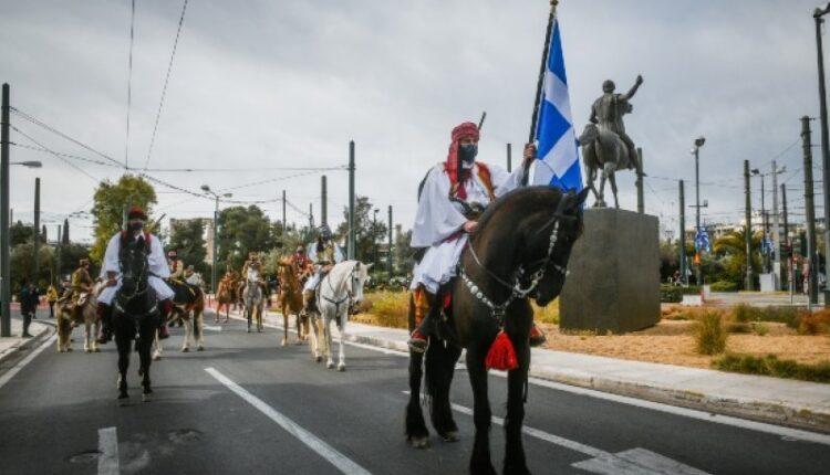 Το Ιππικό επιστρέφει στον ελληνικό στρατό