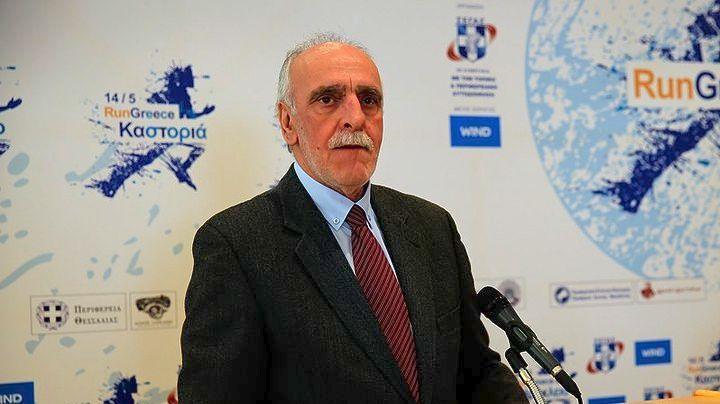 Βασίλης Σεβαστής: Εφυγε από τη ζωή ο επί σειρά ετών πρόεδρος του ΣΕΓΑΣ