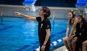 Κική Λιόση: Η Ολυμπιονίκης που δίνει υπόσταση στο γυναικείο πόλο της ΑΕΚ (ΦΩΤΟ)