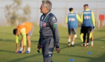 Μπόλονι: «Καμπανάκι για εμάς η νίκη του Ολυμπιακού με την ΑΕΚ»