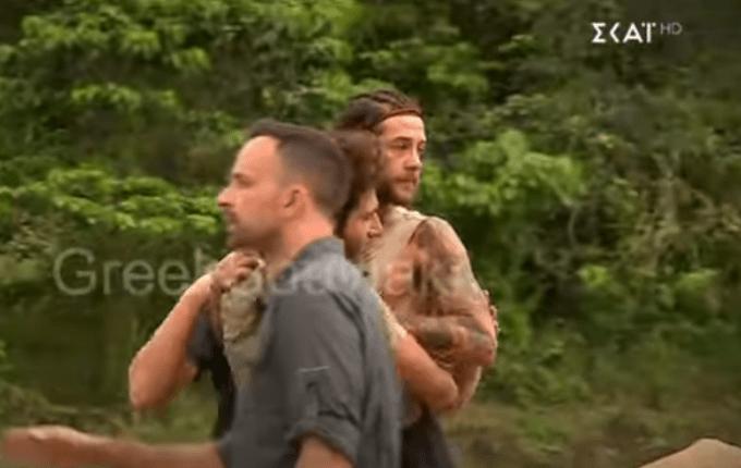 Χαμός στο Survivor: Βρισιές και σύρραξη με Παππά και Μπόγδανο (VIDEO)