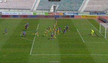 Βόλος-Παναιτωλικός: Πέναλτι με...VAR ο Ταχάρ, 2-0 Μπουένο (VIDEO)