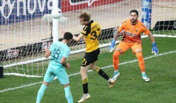 Μπερτόλιο: «Μεγάλη ομάδα η ΑΕΚ, να κάνουμε ένα καλό παιχνίδι»