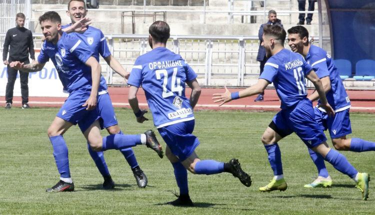Football League: Το απόλυτο για Βέροια και Καβάλα