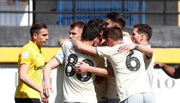 Super League: Η ΑΕΚ στο -3 από τον Άρη, μαζί με τον ΠΑΟΚ 3η και στο +2 από τον ΠΑΟ
