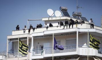 Η ΑΕΚ γεμίζει και... αδειάζει ταράτσες στο Χαριλάου!