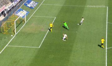 Αρης-ΑΕΚ: Φοβεροί Ανσαριφάρντ-Σιμάνσκι στην αντεπίθεση, 0-2 ο Βασιλαντωνόπουλος (VIDEO)