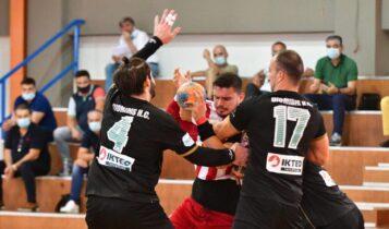 Χάντμπολ: Νίκη άνευ αγώνα ο Διομήδης-Αποτελέσματα και βαθμολογία της Handball Premier