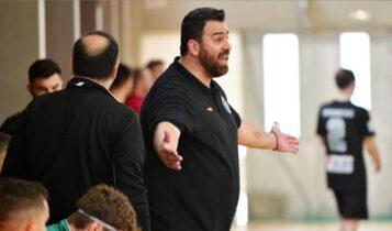 Χαλκίδης: «Το όνομα της ΑΕΚ μας δίνει πάντα επιπλέον κίνητρο»