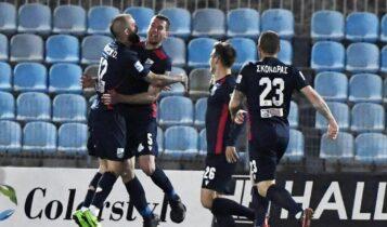 ΠΑΣ Γιάννινα-Λαμία 1-2: Μεγάλη ανατροπή και κοντά στη παραμονή με υπογραφή Ντέλετιτς (VIDEO)