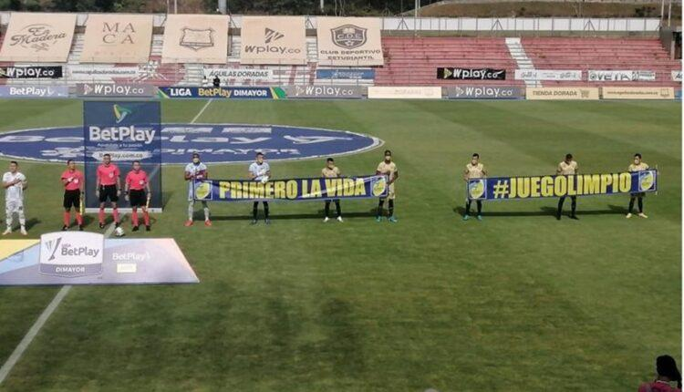 Απίστευτο: Ομάδα στην Κολομβία αναγκάστηκε να παραταχθεί με 7 παίκτες λόγω κορωνοϊού (ΦΩΤΟ)
