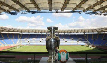 Επίσημο: Με τουλάχιστον 25% πληρότητα οι αγώνες του Euro στη Ρώμη