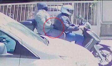 Νέο βίντεο-ντοκουμέντο με τους δολοφόνους του Γιώργου Καραϊβάζ (VIDEO)