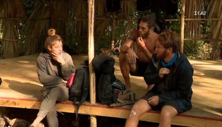Survivor 4: Σύγκρουση ανάμεσα σε Τζέιμς, Μαριαλένα και Νίκο (VIDEO)