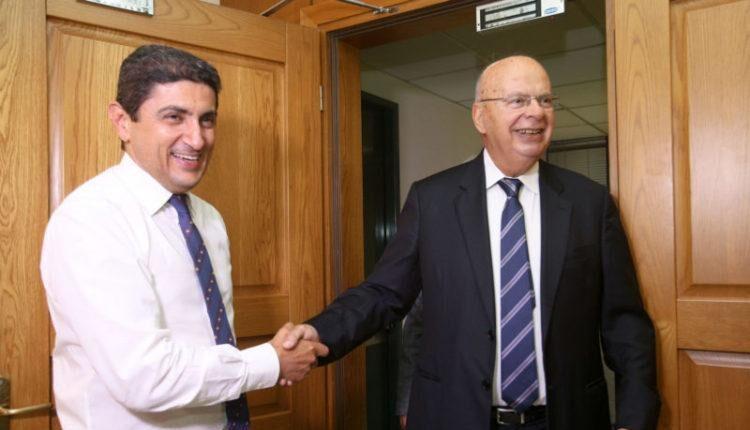 Αυγενάκης: «Ο Βασιλακόπουλος θεωρεί πως είναι κράτος εν κράτει»