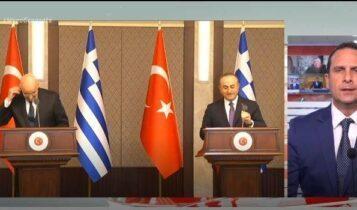 Κυβερνητικές πηγές: Σε πλήρη συνεννόηση με τον πρωθυπουργό ο Νίκος Δένδιας (VIDEO)