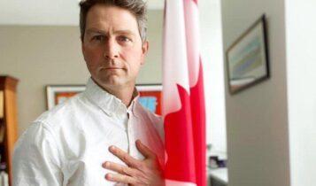 Καναδάς: Βουλευτής εμφανίστηκε γυμνός σε τηλεδιάσκεψη (ΦΩΤΟ)