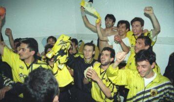 Η ΑΕΚ σφράγισε το τρίτο συνεχόμενο πρωτάθλημα στην Καλαμαριά (VIDEO)