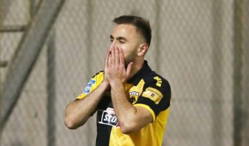 ΑΕΚ: Δύσκολα με Αστέρα Τρίπολης ο Τάνκοβιτς!