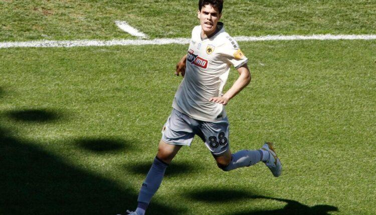 ΑΕΚ: Best Goal της αγωνιστικής το γκολ του Βασιλαντωνόπουλου! (ΦΩΤΟ-VIDEO)