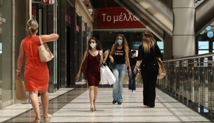 Δεν ανοίγουν mall, κέντρα αισθητικής, φροντιστήρια -Δεκτές οι εισηγήσεις των λοιμωξιολόγων