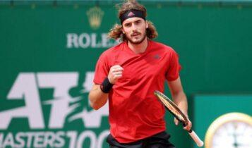 Τσιτσιπάς: Eμαθε αντίπαλο για τα ημιτελικά του Monte Carlo Masters (ΦΩΤΟ)