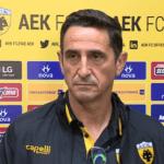 Χιμένεθ: «Αδικο το... σταύρωμα στους τερματοφύλακες -Δεν έχει ταβάνι ο Γαλανόπουλος, σημαντικός για την ΑΕΚ!» (VIDEO)