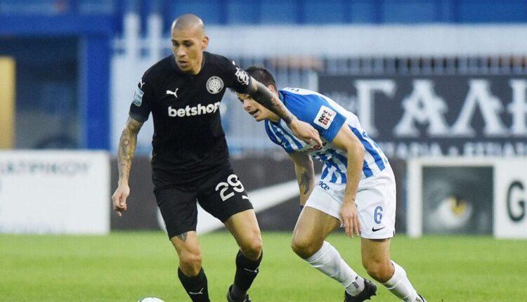 Super League πλέι άουτ: Τα «φώτα» στο ΟΦΗ-Ατρόμητος και στο Παναιτωλικός-Απόλλων Σμύρνης