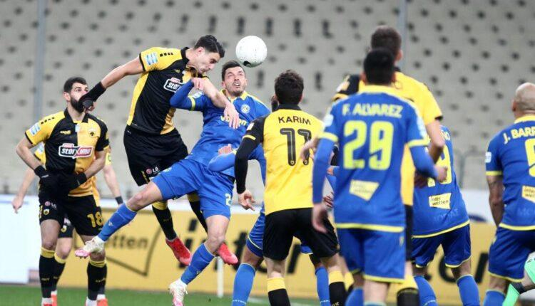 ΑΕΚ-Αστέρας Τρίπολης: Το κανάλι που θα δείξει τον αγώνα σήμερα