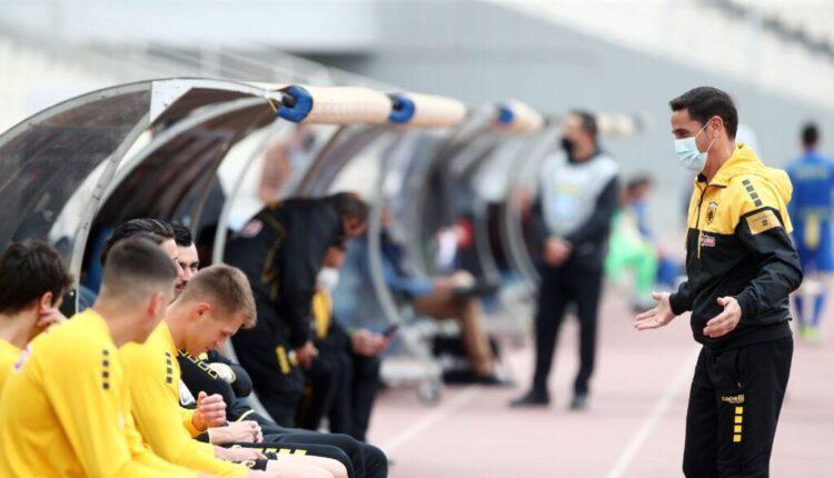 ΑΕΚ: Λήξαν το θέμα Χιμένεθ-Ανσαριφάρντ - Τα είπαν μετά το τέλος του ματς