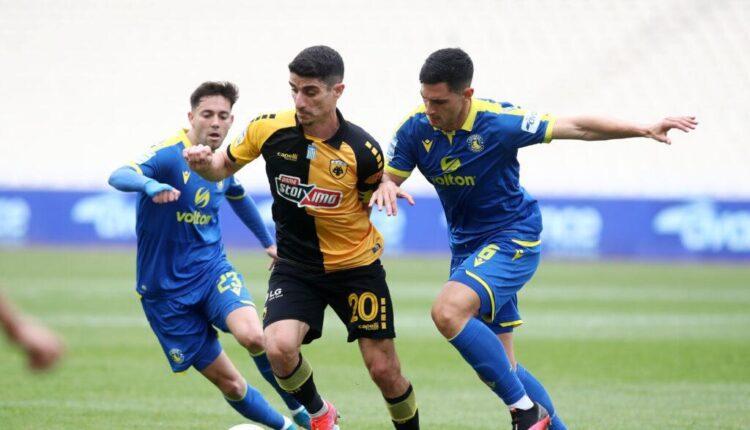 Ο Μάνταλος στέλνει την ΑΕΚ στην Ευρώπη, δύο ασίστ και νίκη επί του Αστέρα (3-1)!