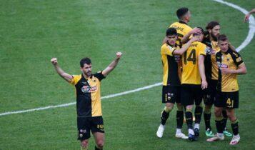 Γκολ και φάσεις από το ΑΕΚ-Αστέρας Τρίπολης 3-1 (VIDEO)