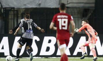 Εξαφανισμένος ο Ολυμπιακός, νίκη Ευρώπης για τον ΠΑΟΚ (2-0)