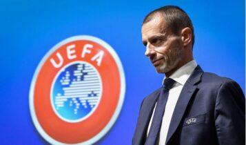 UEFA: Ανακοίνωση-βόμβα με απειλές αποκλεισμού για όσες ομάδες συμμετέχουν στη κλειστή Λίγκα!