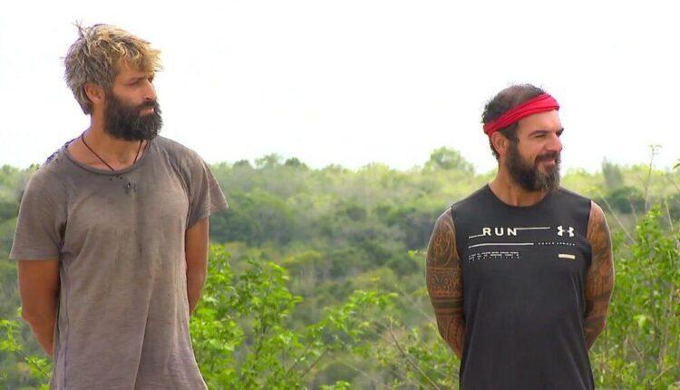 Survivor 4: Η πρόταση-πρόκληση του Αλέξη στον Τζέιμς (VIDEO)