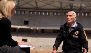 Σεραφείδης: «Να μπω στην ''Αγιά Σοφιά'' με όλους τους εν ζωή συμπαίκτες μου!» (VIDEO)
