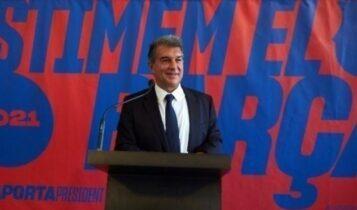 Λαπόρτα για την European Super League: «Είναι απλώς θέμα χρημάτων»