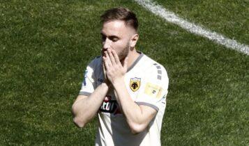 ΑΕΚ: Δύσκολα για Τάνκοβιτς ενόψει Παναθηναϊκού!