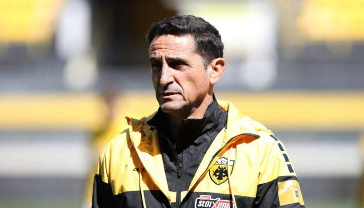 Χιμένεθ: Τρίτος προπονητής σε νίκες στον πάγκο της ΑΕΚ!