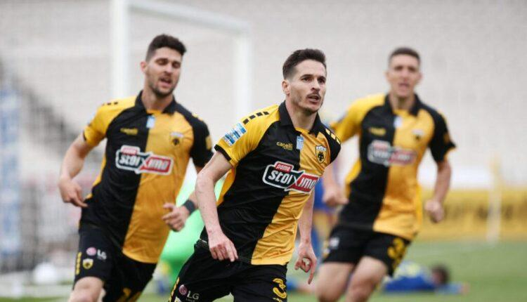 AEK: Ο Λόπες έγινε ο 16ος σκόρερ της σεζόν! (VIDEO)