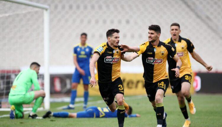 ΑΕΚ: Πρώτη εντός έδρας νίκη κόντρα σε ομάδα της πρώτης εξάδας μετά από σχεδόν ένα χρόνο!