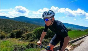 ΑΕΚ: Στη Γερμανία ο ποδηλάτης της ΑΕΚ, Ηλίας Τσορτουκτσίδης