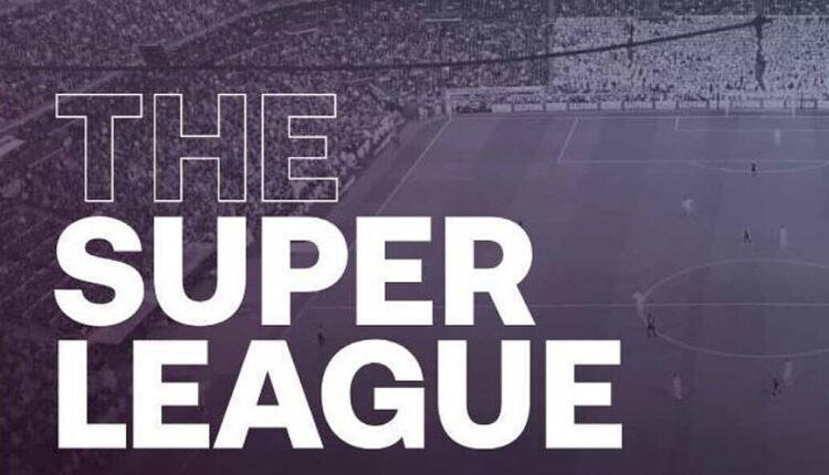 Αποχωρούν Μπαρτσελόνα, Σίτι, Τσέλσι, Ατλέτικο και Μάντσεστερ Γιουνάιτεντ -Yπό διάλυση η European Super League!