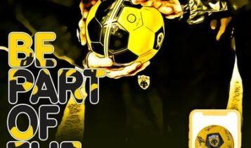 ΑΕΚ: Το Viber της ΠΑΕ και ο διαγωνισμός για μία υπογεγραμμένη μπάλα από τους παίκτες (ΦΩΤΟ)