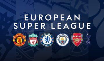 «Δύο αγγλικές ομάδες σκέφτονται να αποχωρήσουν από την European Super League»