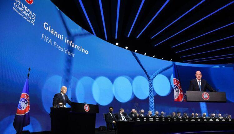Bloomberg: «Η UEFA περνάει στην αντεπίθεση και κλείνει deal 7 δισ. ευρώ με αγγλικό fund!»