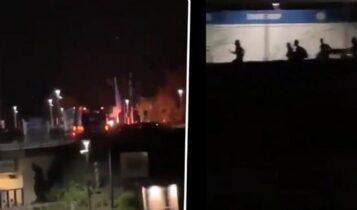 Σάλκε: Οι οπαδοί πήραν στο κυνήγι τους παίκτες μετά τον υποβιβασμό (VIDEO)