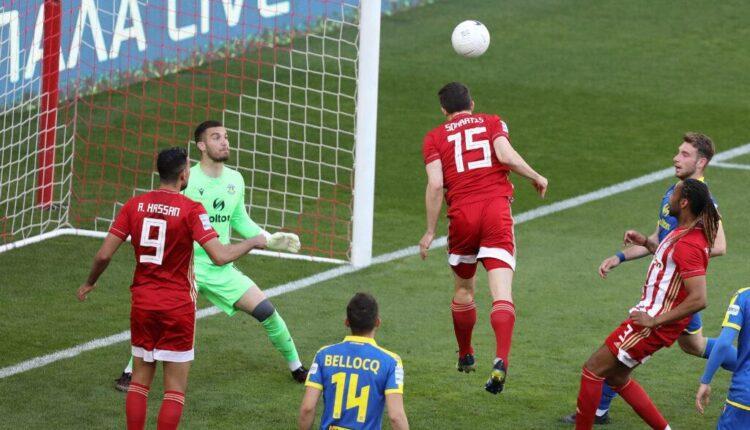 Ο Ολυμπιακός κέρδισε 1-0 τον Αστέρα Τρίπολης με γκολ του Παπασταθόπουλου (VIDEO)